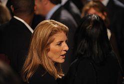 Córka Kennedy'ego chce zająć miejsce Hillary Clinton