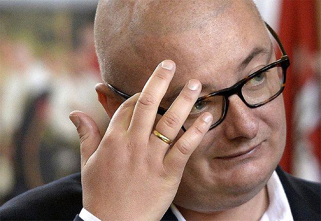 Prokuratura wszęła śledztwo ws. oświadczenia majątkowego Michała Kamińskiego. Chodzi o zegarek