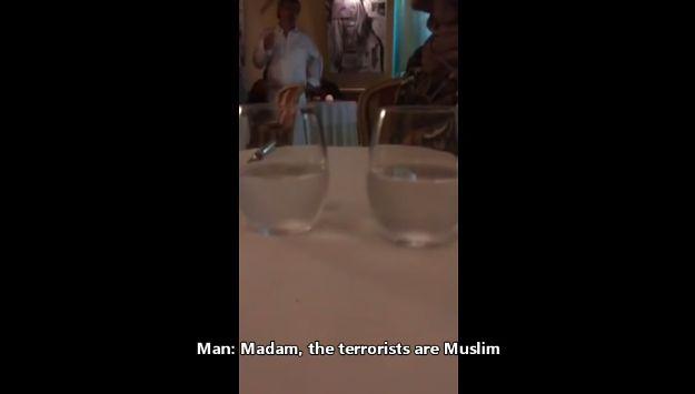 """Manager paryskiej restauracji nie chciał obsłużyć muzułmanek. """"Rasiści nie podkładają bomb"""""""