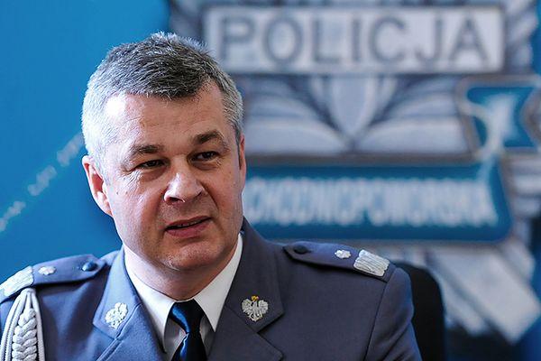 Były szef policji zapewnia: nie inwigilowaliśmy dziennikarzy