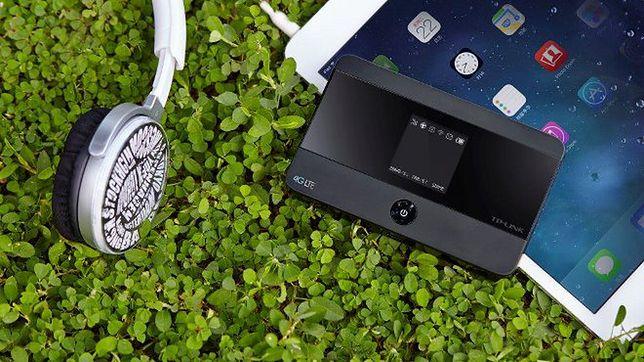 Mobilny hot-spot z obsługą LTE: TP-LINK M7350