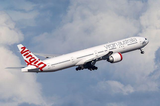 Australia. Samolot zawrócił na lotnisko. Wszystko przez problemy ze skrzydłem