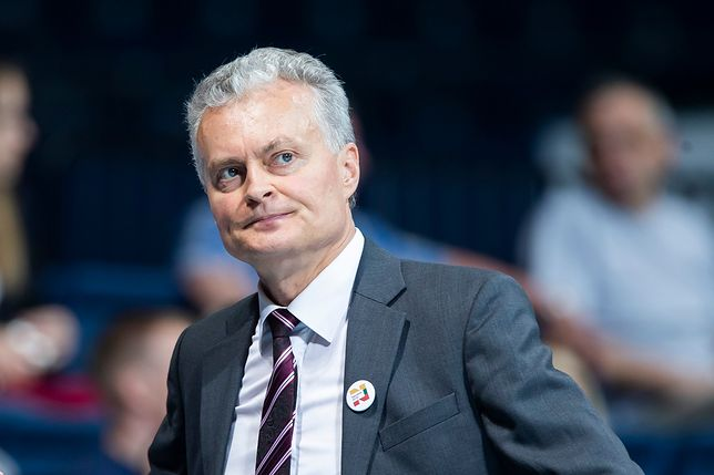 Prezydent Litwy nie leci do Izraela