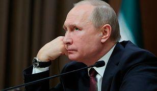 Prezydent Rosji Władimir Putin nie zwróci wraku, dopóki może być mu przydatny