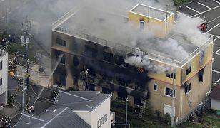 Kioto. Mężczyzna podpalił studio anime
