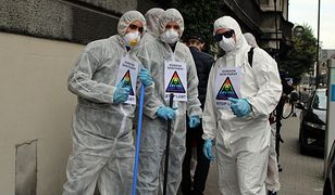 Młodzież Wszechpolska chce dezynfekować ulice po Marszu Równości