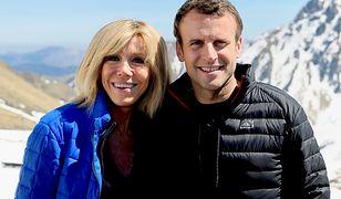 Styl Brigitte Trogneux- nowej pierwszej damy Francji