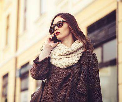 Zimowa moda XXL – jak w niej nie utonąć?
