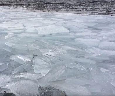 Niesamowite zjawisko nad Bałtykiem