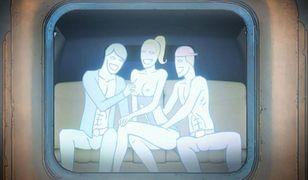 Za darmo! Animowane erotyki na Chłodnej! (wideo)