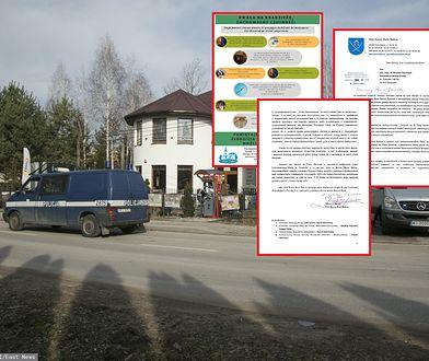 Mazowieckie. Wójt gminy Stare Babice Sławomir Sumka apeluje o pomoc w walce z włamywaczami do KGP