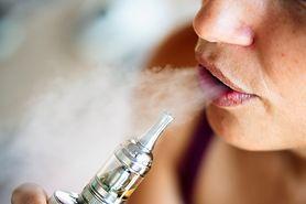 Naukowcy ostrzegają. E-papierosy zmniejszają odporność na wirusy