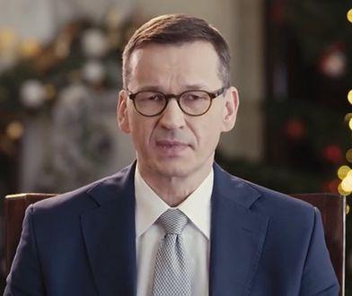 Mateusz Morawiecki: Oby były to jedyne, a nie pierwsze takie święta