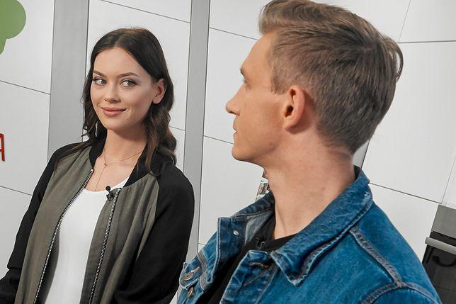 Edyta Zając i Jakub Rzeźniczak. Piłkarz mówi o żonie.