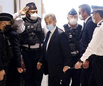 Nicolas Sarkozy uznany za winnego