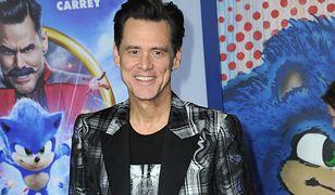 """Jim Carrey w filmie """"Sonic. Szybki jak błyskawica"""" zagrał Doktora Eggmana, odwiecznego wroga tytułowego bohatera"""