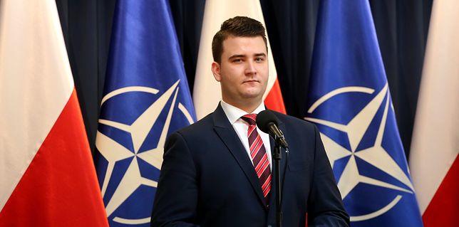 Bartłomiej Misiewicz bierze ślub. Wesele już wkrótce