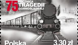 Śląsk. Znaczek ma przypomnieć o Tragedii Górnośląskiej