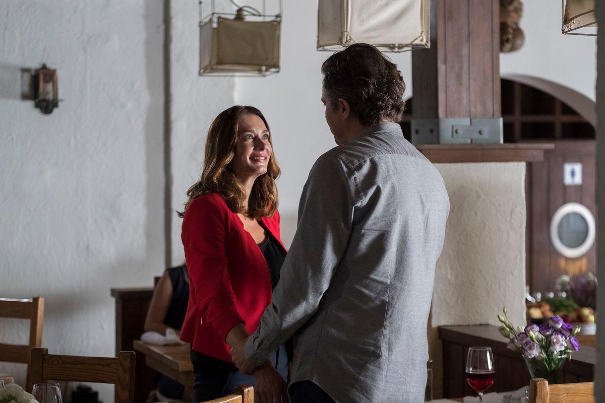 """""""Przyjaciółki 10"""" odc. 7. - Zuza wyzna Jankowi miłość i dowie się, że jest w ciąży!"""