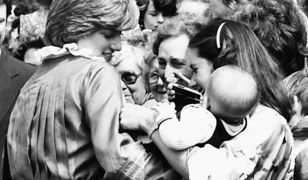 Diana miała słabość do dzieci, jednak mało kto zdawał sobie sprawę, że pracowała jako niania