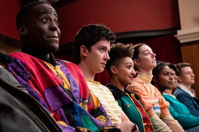 """""""Sex Education"""": Jest zwiastun 2. sezonu. Szykuje się jeszcze więcej dramatów"""