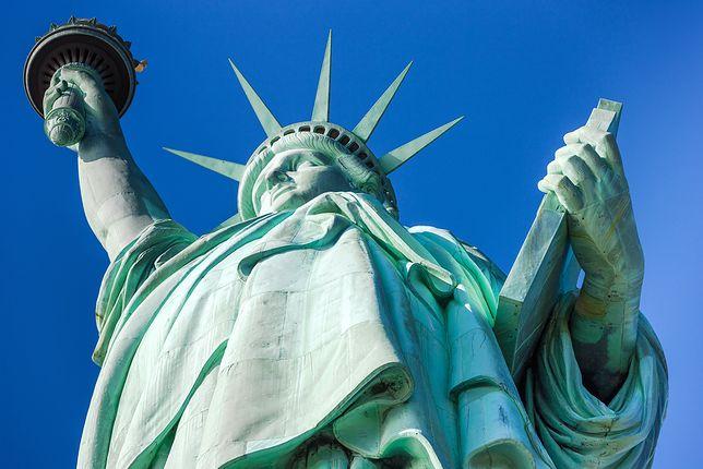Statua Wolności jest zabytkiem wpisanym na listę UNESCO