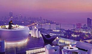 Najbardziej niesamowite bary na dachach