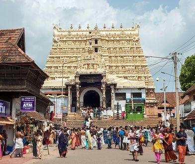 Świątynia Padmanabhaswamy. Zagadka za zamkniętymi drzwiami