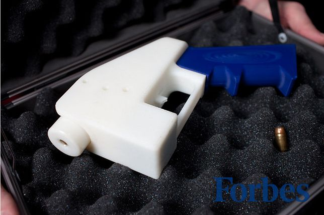 Pierwsze prawo wymierzone przeciwko broni drukowanej w 3D