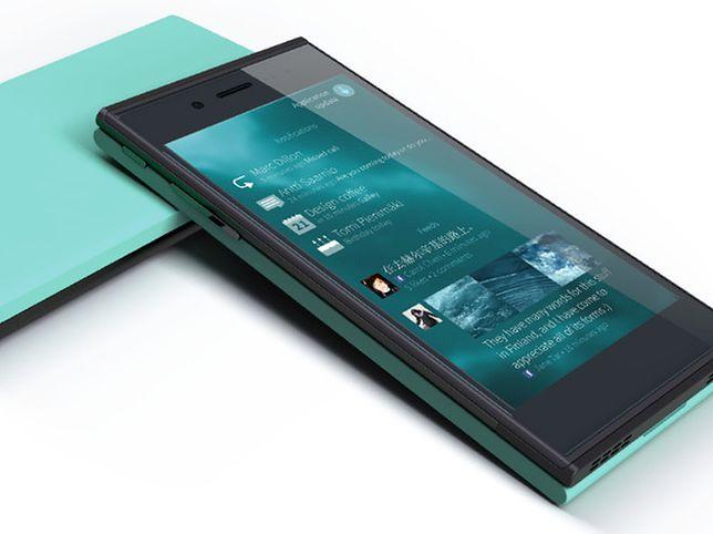 Masz telefon z Androidem? Zainstalujesz na nim Sailfish OS!
