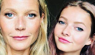 Gwyneth Paltrow pokazała najstarszą córkę. Apple jest śliczna i podobna do mamy