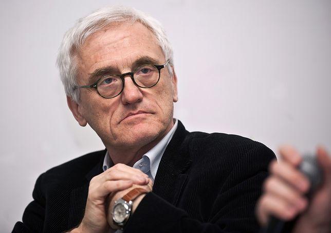 Jan Tomasz Gross miał znieważyć o. Rydzyka na konferencji w Paryżu