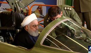 Iran zaprezentował nowy myśliwiec – Kowsar. Konstrukcja dziwnie znajoma