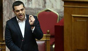 Tureckiem myśliwce zmusiły helikopter premiera Grecji do zmiany kursu