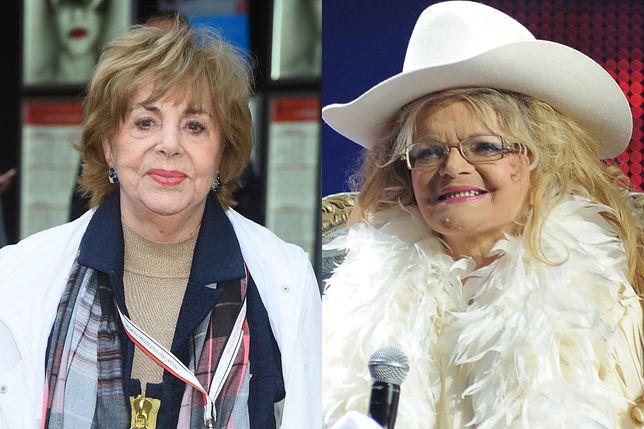 Zofia Czerwińska i Violetta Villas nie przepadały za sobą. Doszło do rękoczynów