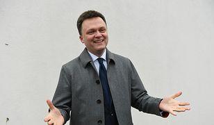 Szymon Hołownia rozkręca kampanię prezydencką.