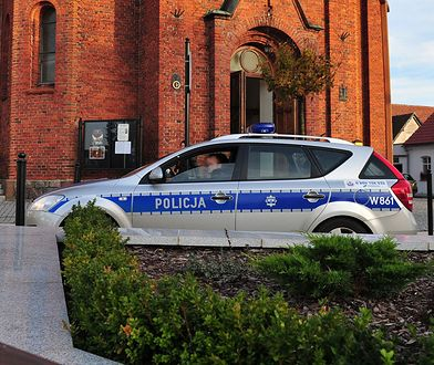 Policja uważa, że 38-latek odpowiada za włamania do sześciu parafii (zdj. ilustracyjne)