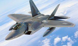 F-22 Raptor, myśliwiec piątej generacji