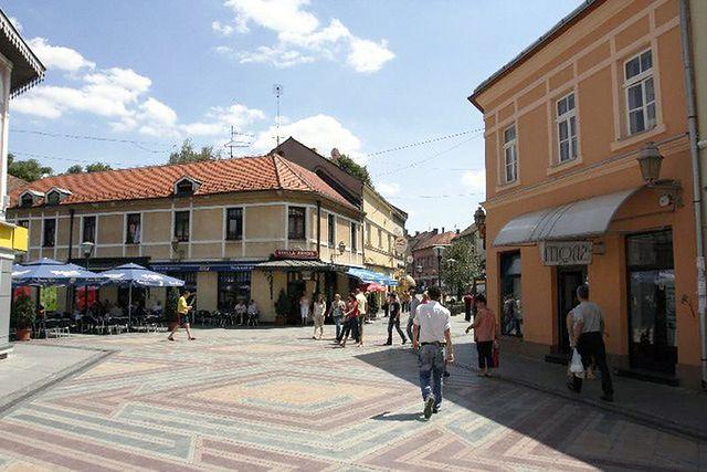Tuzla - miasto ogromnych zanieczyszczeń