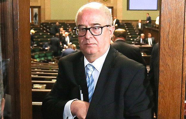 Odwołanie Andrzeja Seremeta z funkcji prokuratora generalnego - nie wiadomo kiedy