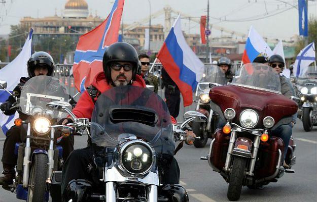 """Polscy motocykliści za wpuszczeniem """"Nocnych Wilków"""" Putina do Polski"""