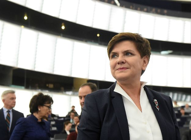 Eksperci oceniają przemówienie Beaty Szydło w Parlamencie Europejskim