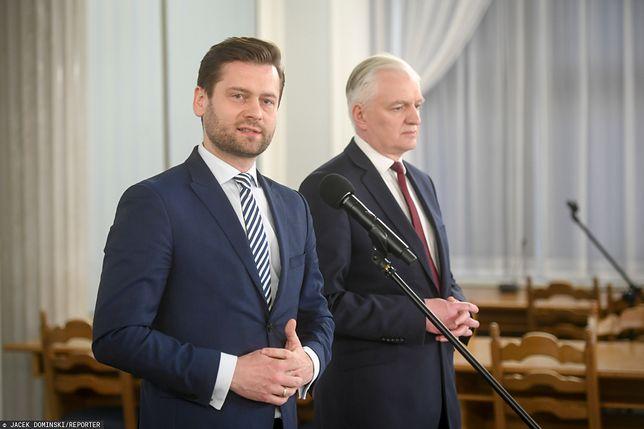 Wybory prezydenckie. Kamil Bortniczuk rezygnuje z funkcji