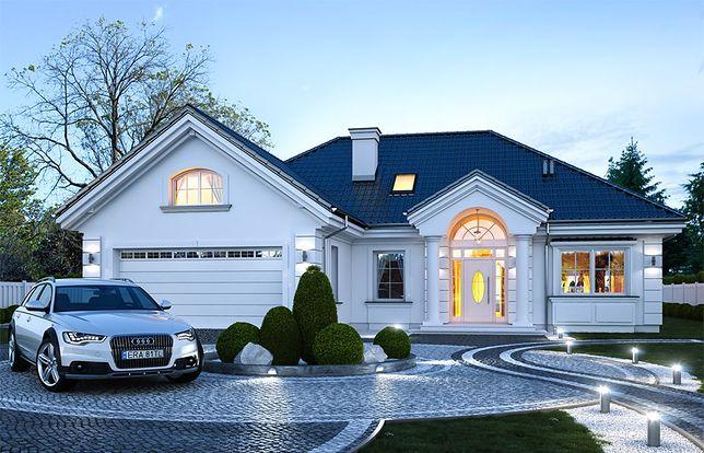 Z garażem, basenem czy poddaszem użytkowym? Projekty domów dla dużej rodziny
