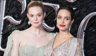 Angelina Jolie i Elle Fanning