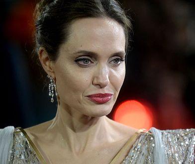 Angelina Jolie cieszy się z powrotu syna