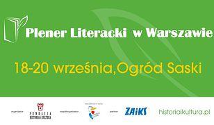 Warszawa. W weekend odbędzie się plener literacki