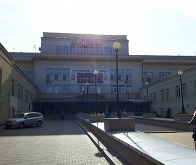 Rozbudują Szpital Bielański. Powstanie blok operacyjny z 10 salami