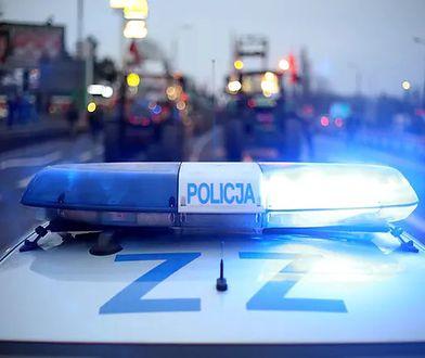 Warszawa. Rozbił auto na moście Grota-Roweckiego i uciekł