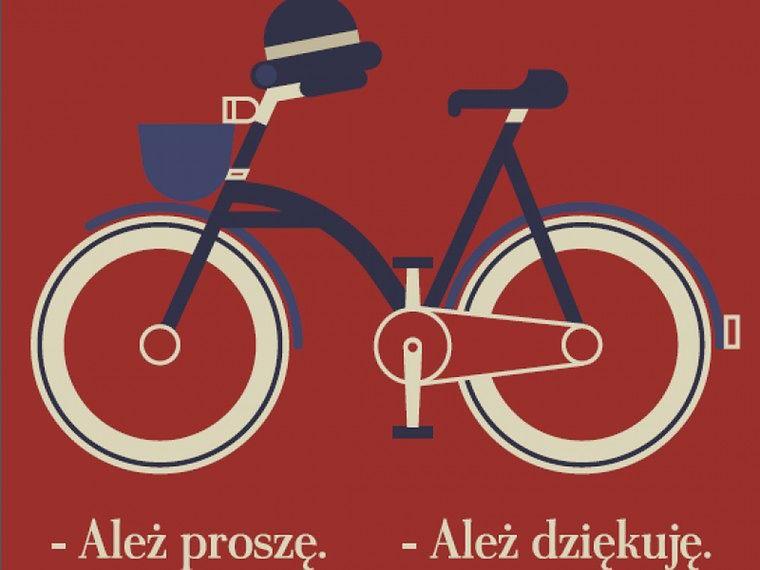 """""""Kierunek życzliwość na drodze"""". Wydano broszurę dobrych manier dla rowerzystów"""